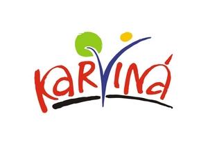 Město Karviná logo